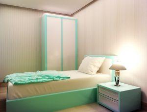 Desain Interior Apartemen Bassura City di Jakarta Timur