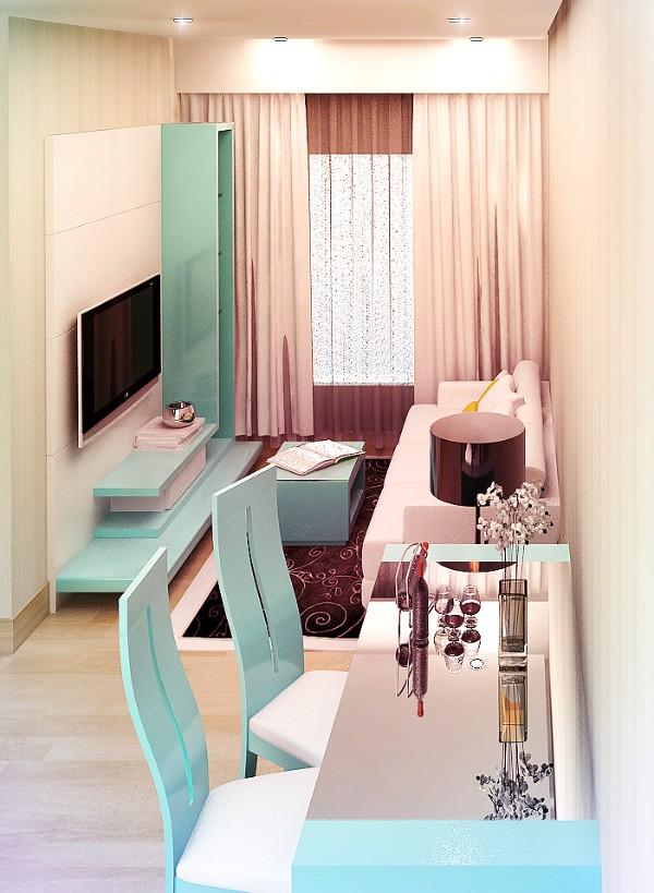 Desain Interior Apartemen Grand Pakubuwono Terrace di Jakarta Selatan