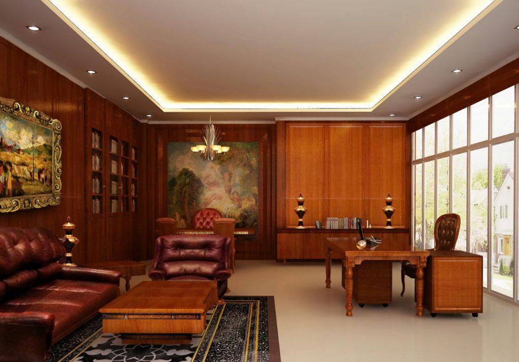 Design Interior Kantor Di Jakarta Timur