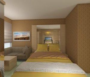 Jasa Design Interior di Apartemen Grand Kamala Lagoon Bekasi