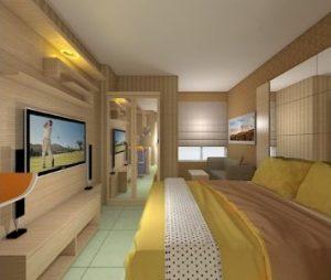 JasaDesign Interior di Apartemen Grand Kamala Lagoon bekasi