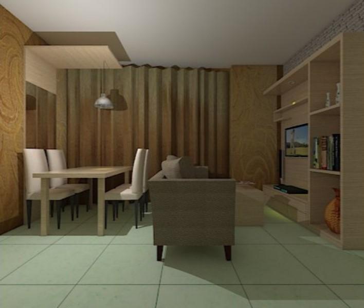 Harga Paket Interior Apartemen Studio